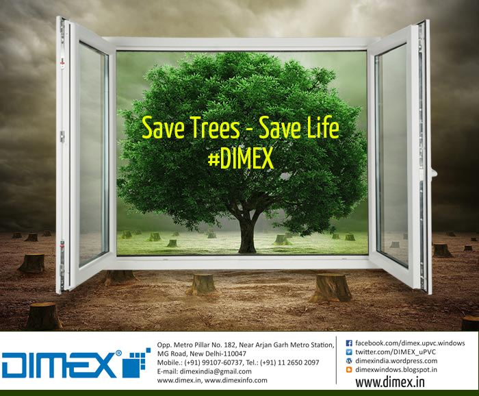 #Save-Trees-Save-Life-DIMEX